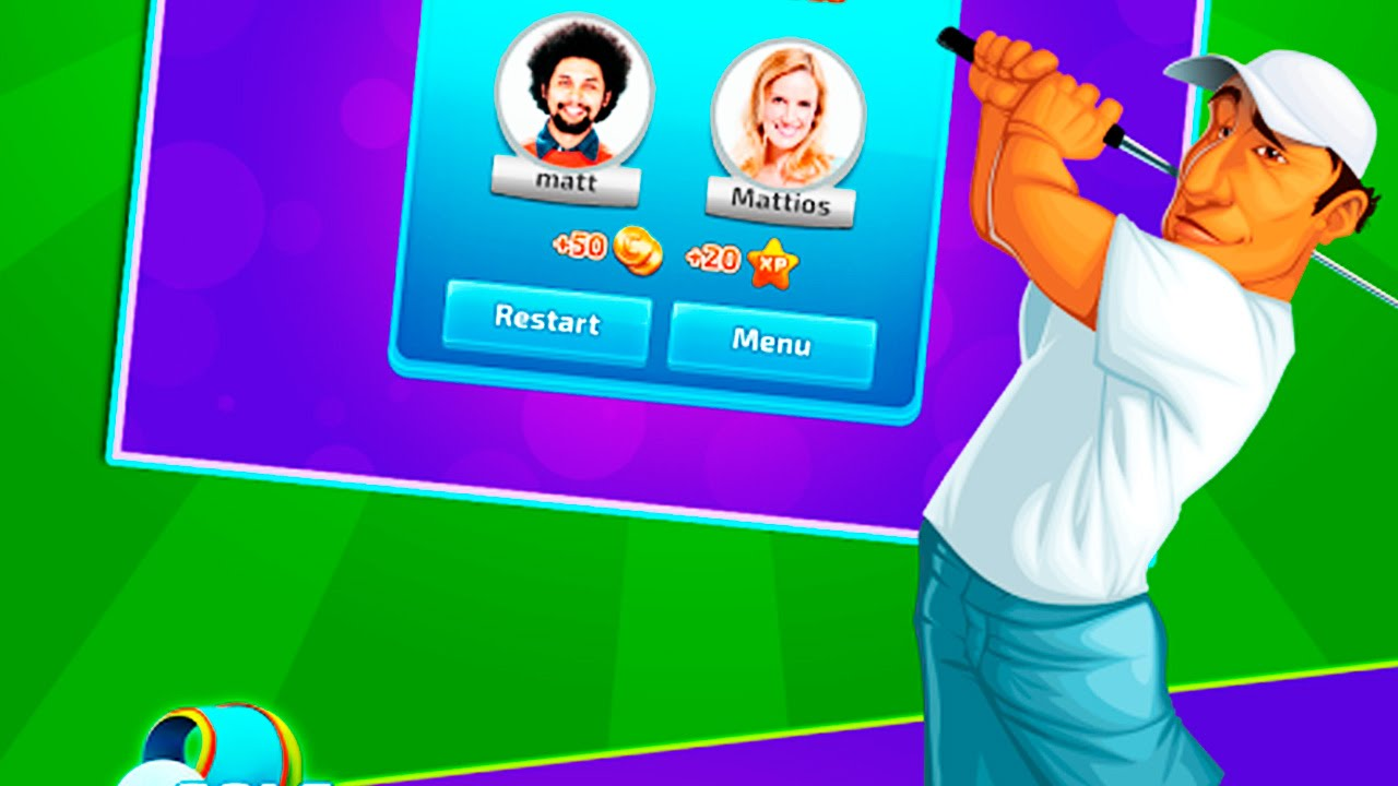 Golf Clash Mod Apk v 63.0.2.108.0 hack with coins and jewels ...