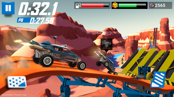 Hot Wheels: Race Off v 1 0 4666 mod apk with unlimited coins