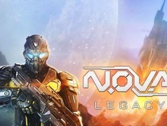 Nova Legacy Hack Mod Apk
