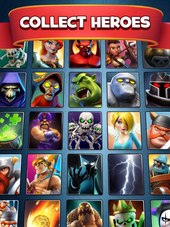 Castle Crush: Free Strategy Card Games v1 0 6 Mod apk 2019