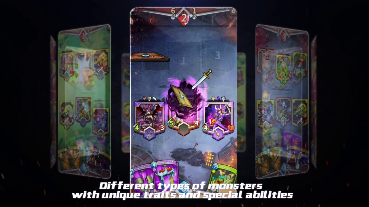 Card-monsters-3-minutes-duel-mod-apk-1