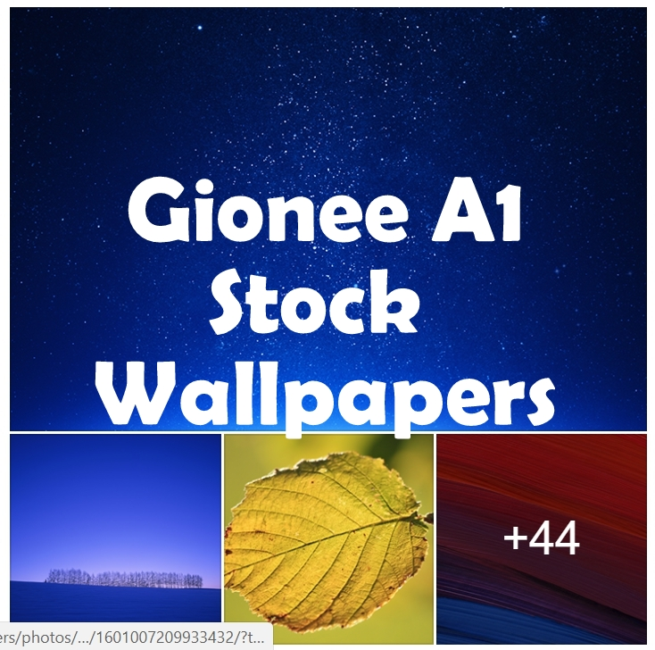 Gionee_A1_Stock_Wallpapers