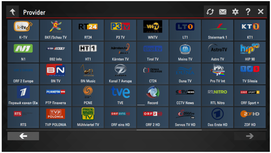 Image Result For Iptv Not Playing