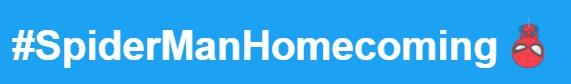 Spider-man-homecoming-hashtag
