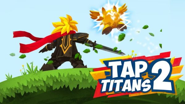 Tap Titans 2 v170 Mod Apk