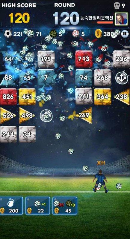 Block Soccer Brick Football Mod Apk