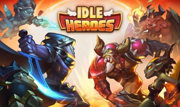 Idle Heroes v1120 Mod Apk