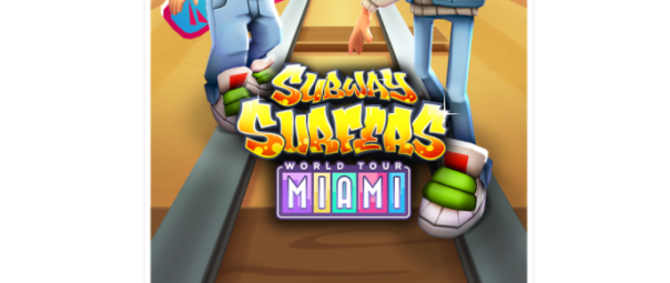 Subway Surfers Miami 1750 Mod Apk