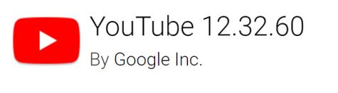 Youtube 123260 Apk