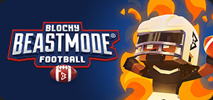 BLocky BeastMode Football hack mod apk