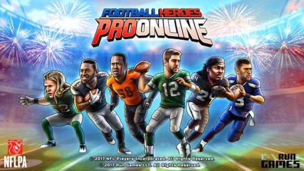 Football Heroes Pro Online apk mod