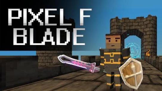 Pixel F Blade hack mod apk