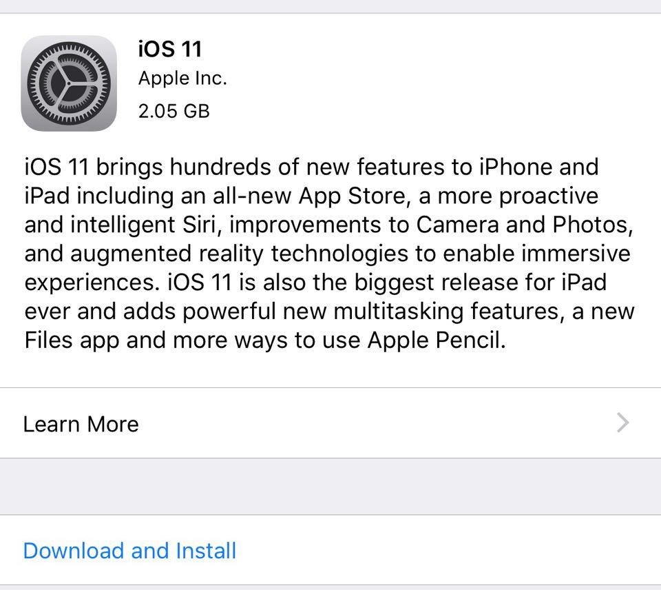 iOS11-GM-Final-Build
