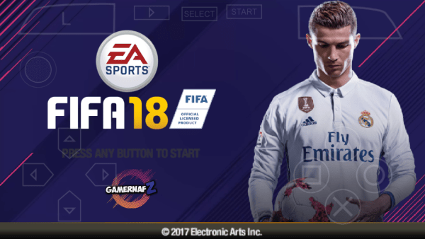 FIFA 18 Apk Download