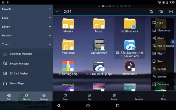 Top 10 Android Apps for File Explorer,File Manager and File Browser