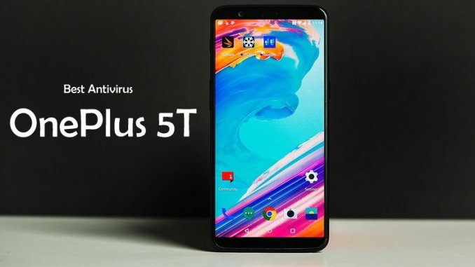 Best Antivirus for OnePlus 5T