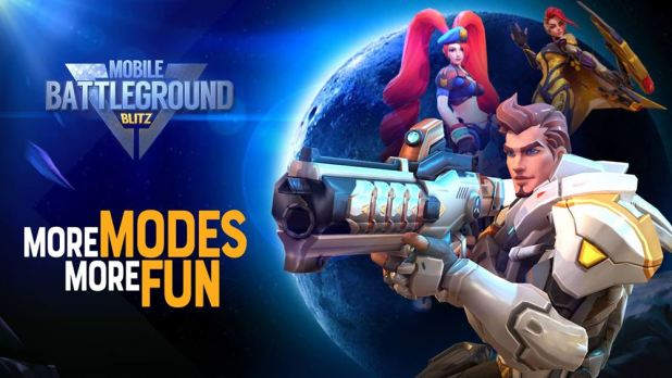 Mobile Battleground Blitz mod apk hack