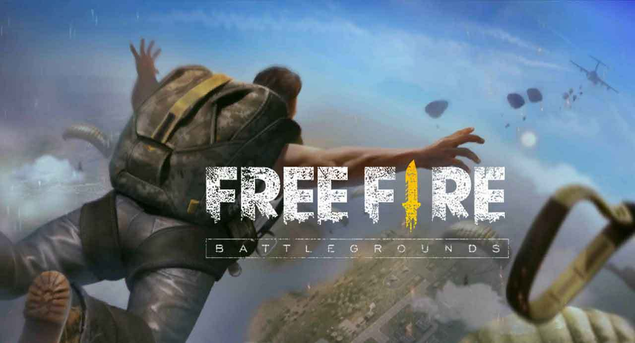 Free Fire Battlegrounds v1 10 0 mod apk with unlimited ammo