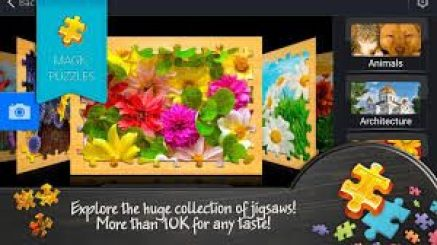 Install Magic Jigsaw Puzzles for PC and Mac for Free | AxeeTech