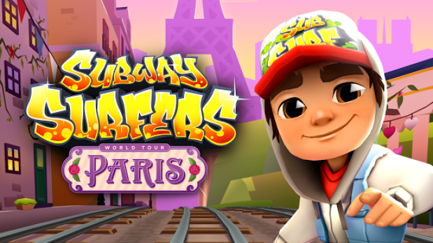 Subway Surfers Paris 1.83.0 mod apk