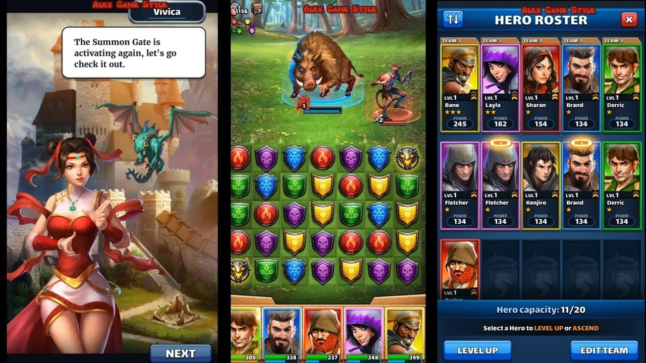 empires and puzzles hack app