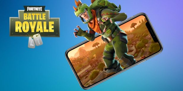 Fortnite mobile apk android