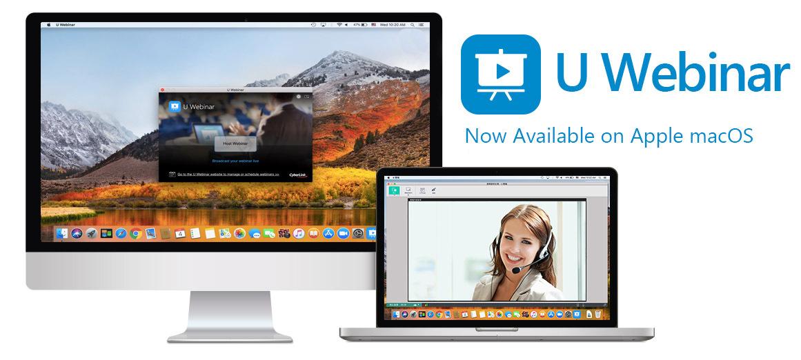 U - Webinars, Meetings & Messenger for Windows 10 and Mac