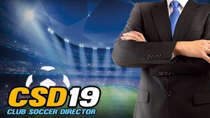Club Soccer Director 2019 Mod Apk