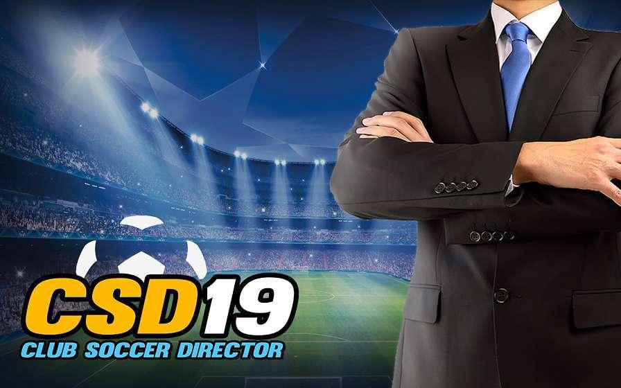 Club Soccer Director 2019 Mod Apk [CSD 2 0 2 Hack, Unlimited Coins