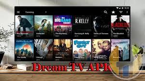 Dream TV HD Movie Streaming app