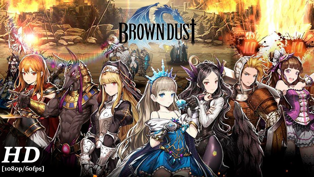 Brown Dust Mod Apk v1 38 4 [ March 2019] | AxeeTech