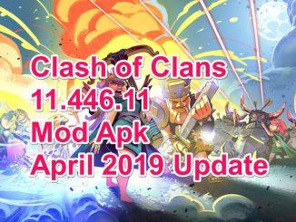 Clash of Clans 11.446.11 mod apk hack