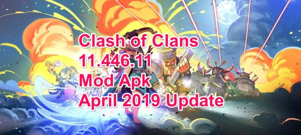 Clash of Clans 1144611 mod apk hack