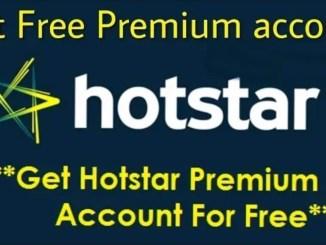Hotstar Premium account mod apk hack 2019