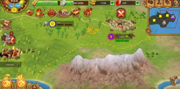 Clash of Empires COE Mod Apk Hack for Android