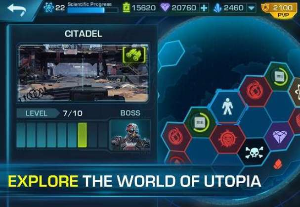 Evolution 2: Battle for Utopia Mod Apk for Android May 2019