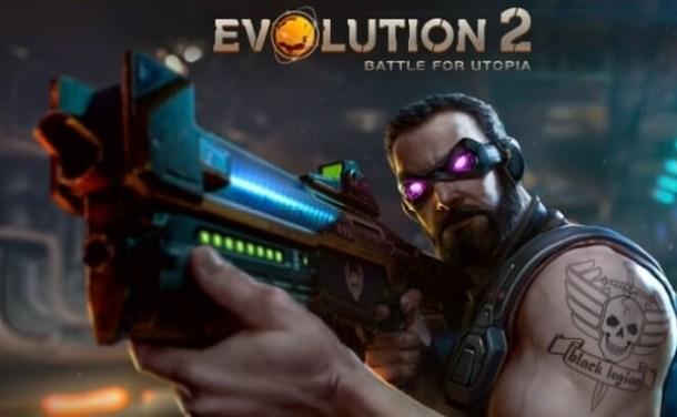 Evolution 2: Battle for Utopia Mod Apk