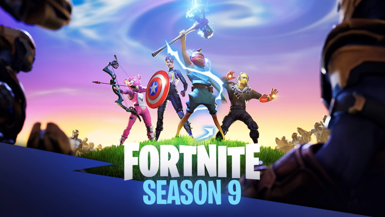 Download Fortnite Apk v9 00 0 with Season 9 Battle Pass for Android