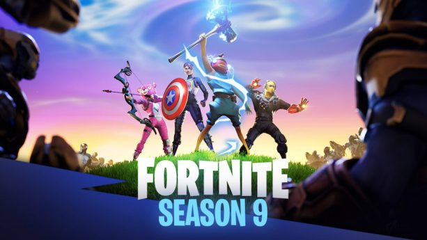 Fortnite Season 9 battle Pass Android Apk