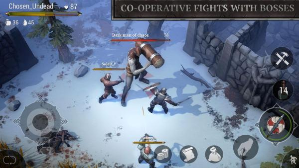 Frostborn Apk Download 2019