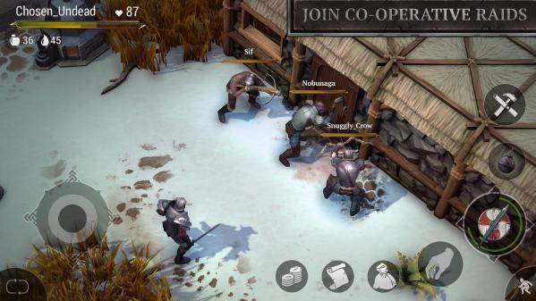 Frostborn ipa for iOS iPhone iPad iPod Touch