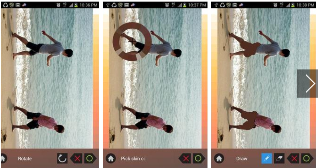 Nacked Photo Editor apps apk for Android  [May 2019] | AxeeTech