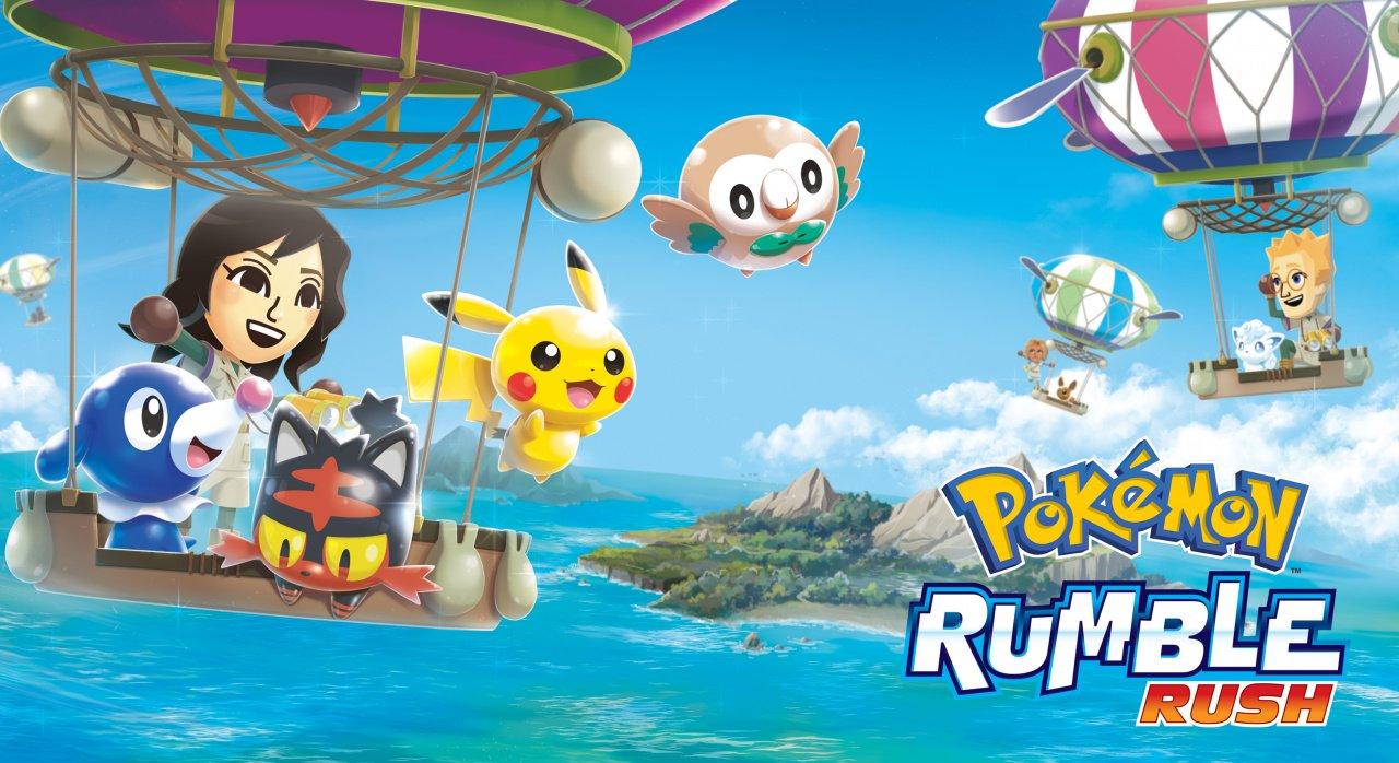 Pokémon Rumble Rush Apk for Android v1 0 2 [+OBB/Data] | AxeeTech