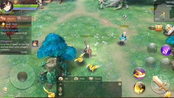 Tales of Wind Mod Apk hack Android