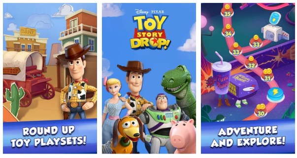 Toy Story Drop Mod Apk Hack Android