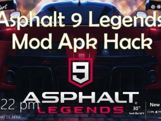 Asphalt 9 Legends Mod apk hack 1.6.2a