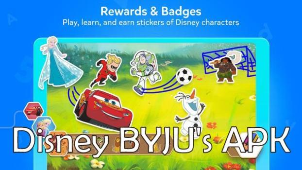 Disney BYJUs Apk for Android 2019