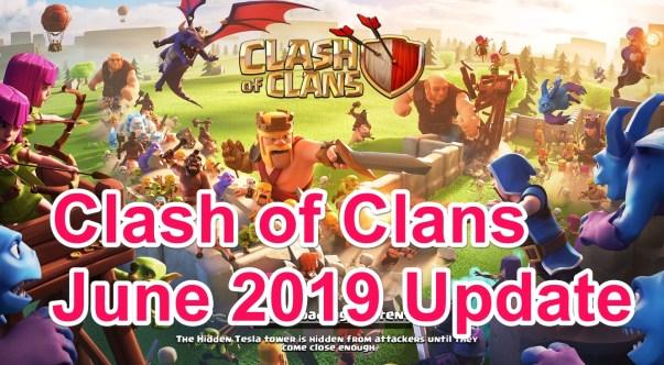 Clash of Clans 11.651.1 Mod apk hack for June 2019