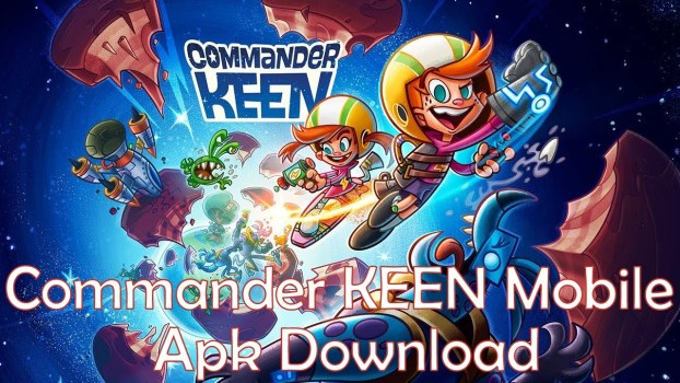 Commander Keen Mobile Apk for Android June 2019