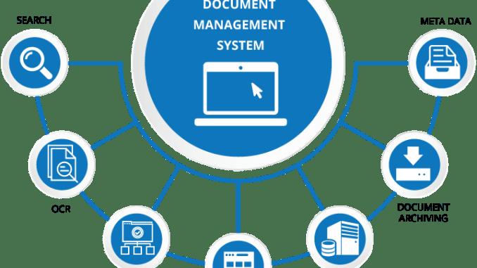 Document Managing System